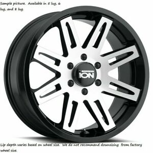 4 New 18 Wheels Rims For Ford F 350 2015 2016 2017 2018 Super Duty 1018