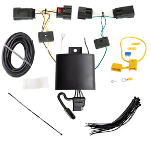 Trailer Wiring Harness For 20 Jeep Gladiator 18 19 Wrangler Jl new Body Style