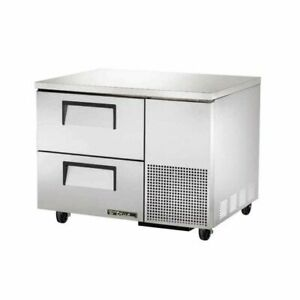 True Manufacturing Co Inc Tuc 44d 2 hc Undercounter Refrigeration new