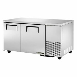 True Manufacturing Co Inc Tuc 60 32 hc Undercounter Refrigeration new