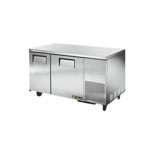 True Manufacturing Co Inc Tuc 60 32f hc Undercounter Refrigeration new