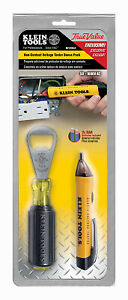 Klein Tools Voltage Tester Bottle Opener Combo Mpz00048tv