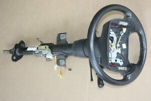 1994 1995 1996 C4 Corvette Tilt Steering Column Steering Wheel Automatic Auto Gm