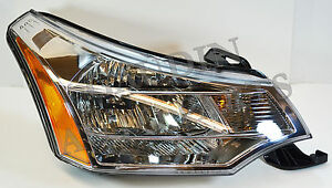 Ford Oem 08 11 Focus Headlight Assembly 8s4z13008e