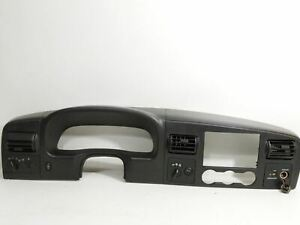2005 2007 Ford F250 F350 Super Duty Dash Bezel Trim W O Switces F450 F550 Oem