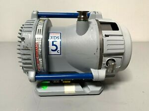 Boc Edwards Xds5 Dry Scroll Vacuum Pump W Only 51 Hours
