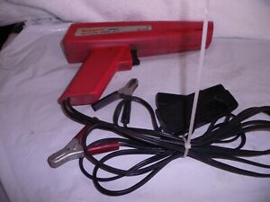 Vintage Sunpro Actron Iii Inductive Timing Light Cp7504 Usa