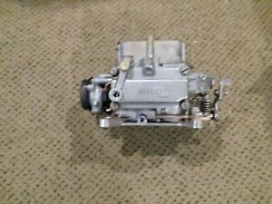 Ford Holley 2100 2 Bbl Extra Clean Core For Rebuild