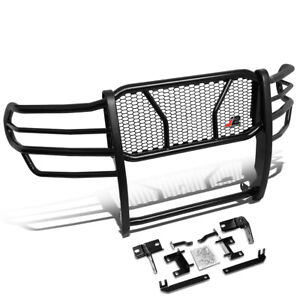 J2 Engineering Front Grille Grill Mesh Brush Guard For 2009 2018 Ram Truck 1500