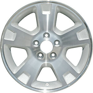 Refinished 17x7 5 Wheel For 2002 2005 Ford Explorer 17 Inch Rim