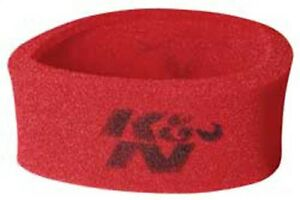 K N 25 3750 Airforce Pre Cleaner Foam Filter Wrap Round Shape 14x4
