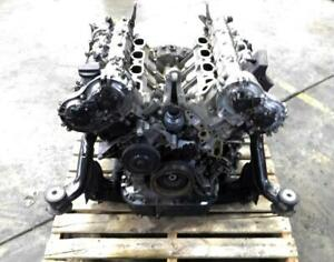 2007 2008 Mercedes Benz Gl450 x164 273 9 Motor V8 Engine Long Block Assembly