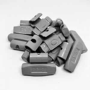 Tire Balancing Alloy Wheel Weights Type Aw Clip On 50 Oz 50 Pcs