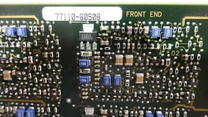 Hp Philips Sonos 5500 Ultrasound Front End Board 77110 60508