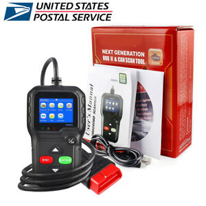 Kw680 Obd 2 Obd Ii Can Diagnostic Scanner Car Engine Fault Code Reader scan Tool