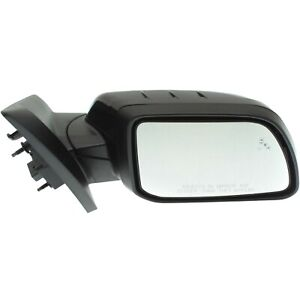 New Mirror Passenger Right Side Heated Rh Hand For Edge Fo1321500 Ct4z17682faptm