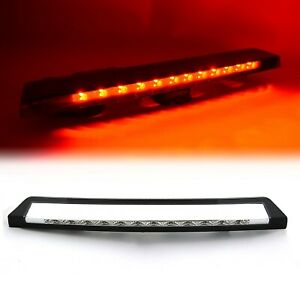 Clear Led Third Brake Light Stop Lamp Lens Assembly For 1999 2004 Ford Mustang