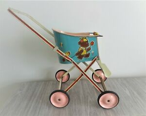 Vintage 1940 50 S Baby Doll Stroller By Nassau Products