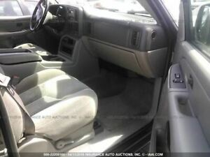 Passenger Front Seat Bucket bench Manual Fits 03 06 Avalanche 1500 492079