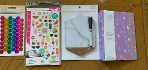 1 553 Total Stickers Planner Huge Lot Dry Erase Board Mom Back To School