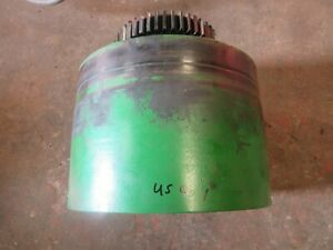 John Deere Unstyled Us G Clutch Pulley