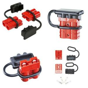 Orionmotortech 6 8 Gauge Battery Quick Connect Disconnect Wire Harness Plug Kit