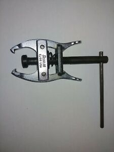 Snap On Tools Cj92 Cable Clamp Puller 1 75 Gear Puller Excellent Condition