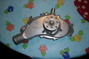 1965 89 Chevy 427 454 Gm L 88 89 Crate Engine Aluminum Short Style Water Pump