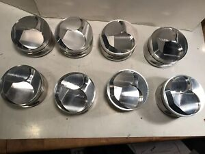 Bill Miller Engineering Forged Aluminum Big Block Chevy Pistons