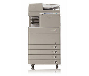Canon Ir Advance Bk 4540 Multi Functional Copier Print scan Fax Int Finisher