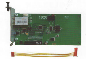 Veeder root Tls 350 Tcp ip2 ip Ethernetcommunications Module 330020 425 W Cable