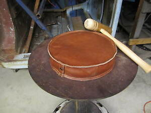 Leather Panel Forming Shot Bag 12 inch Metal Shaping Beater Bag