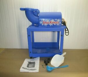 Gold Medal Sno King Commercial Ice Shaver Kone Machine 1888