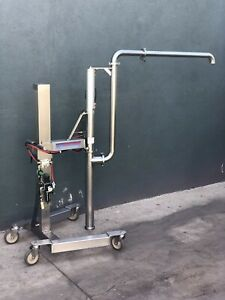 Unifiller Hopper Topper Transfer Pump Bakery Equipment