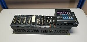 Ge Fanuc Series One Plc Rack With Cpu Modules Ps Programmer data Com