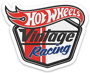 Die Cut Sticker Hot Wheels Vintage Racing Patch Custom Decal Classic