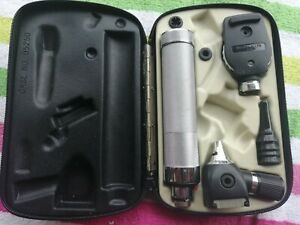 05250 Welch Allyn Diagnostic Set Otoscope Standard Opthalmoscope