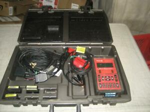 Matco Tools Auto Diagnostic Scanner Otc Spx Pathfinder Complete Kit