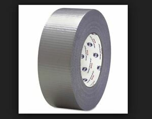 Intertape Polymer Corp Ac15 Duct Tape 3 x60 Gray Constuction Grade 16 case