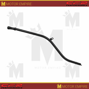 Fits Chevy Gm Turbo Th 350 Transmission Dipstick 27 Billet Handle Black