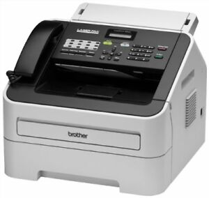 Brother Intellifax 2840 High speed Laser Fax Laser Monochrome Sheetfed