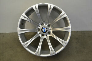 Bmw E60 M5 Style 166 Bbs Rear Wheel Rim Alloy 19 Et28 19x9 5 Oem 2005 2010