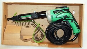 Hitachi W6v4sd2 Superdrive Collated Drywall Screw Gun