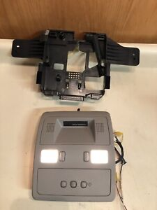 05 11 Cadillac Sts Overhead Console W Roof Mount Homelink Lights Air Bag Lght