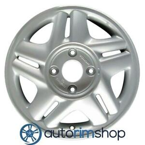 Honda Accord 1996 1997 15 Oem Wheel Rim Silver