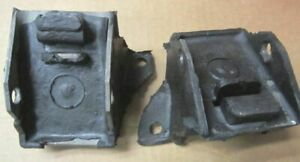 Usa Made Motor Mounts Buick Oldsmobile Pontiac 260 307 350 400 455 Engine Some