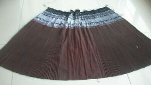 Collected Chinese Minority Buyi People S Local Cloth Original Old Batik Skirt