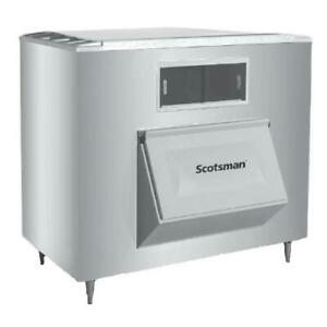 Scotsman Bh1300ss 1 100 Lb Stainless Steel Ice Storage Bin