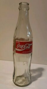 Coca cola bottle Russia .33 liter     exp 1996