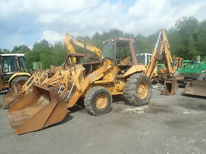 Case Backhoe   MCS Industrial Solutions and Online Business